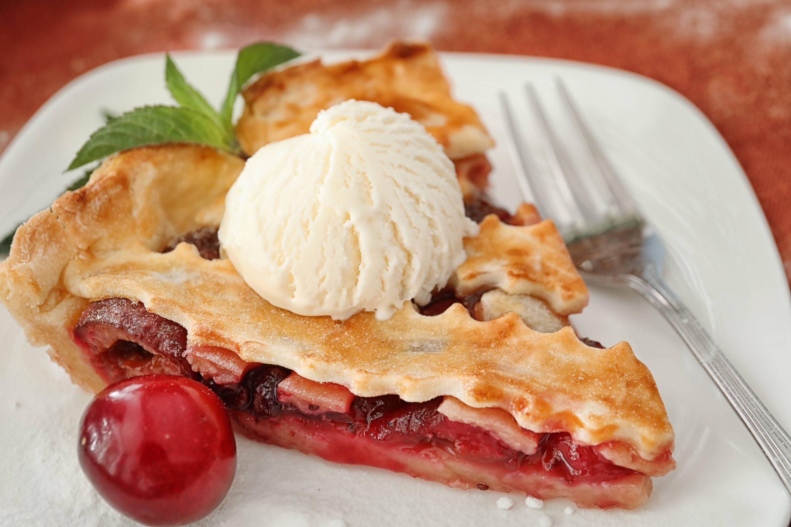 Torta di ciliegie per l'agente Dale Cooper (Twin Peaks cherry pie)